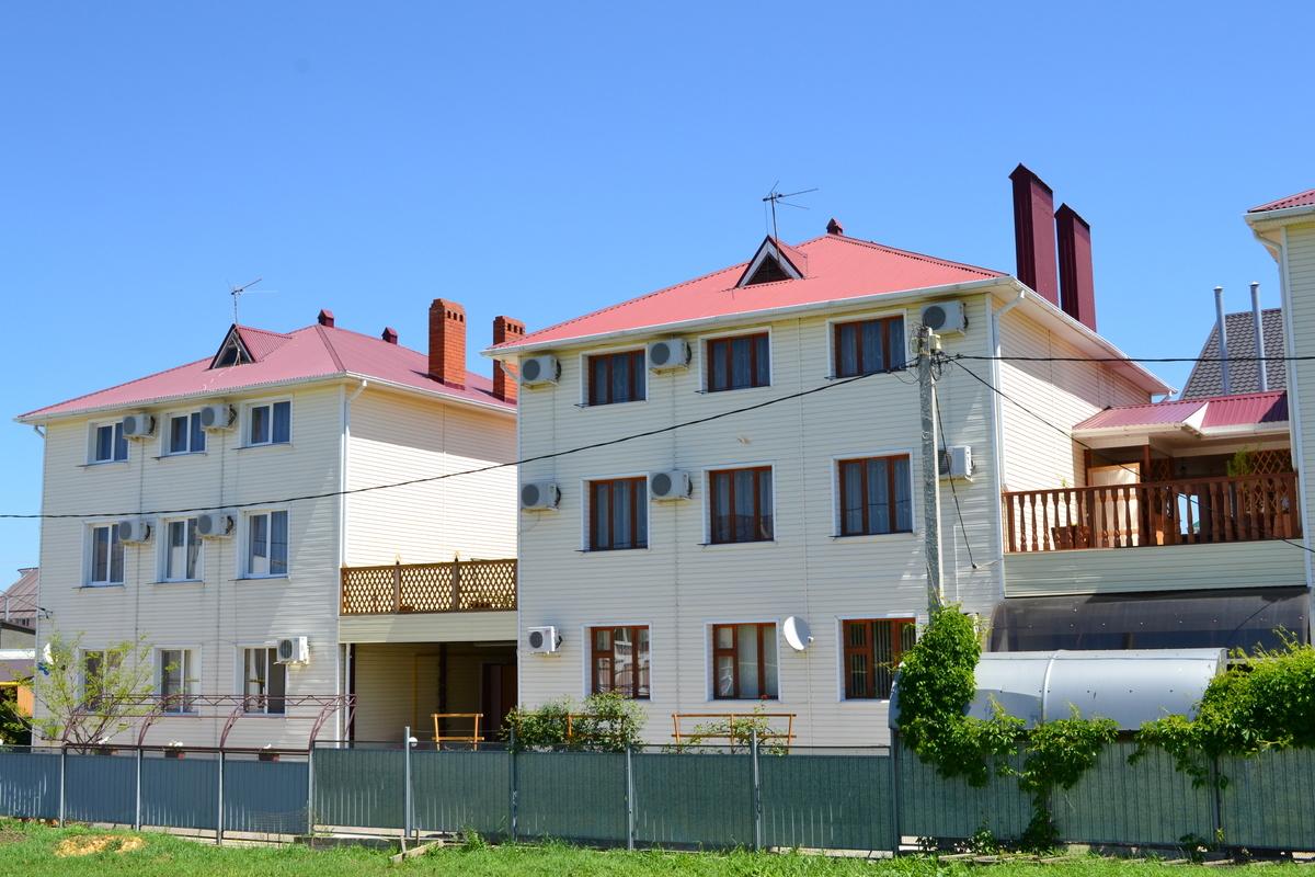 Гостевой дом Николетта в Витязево на улице